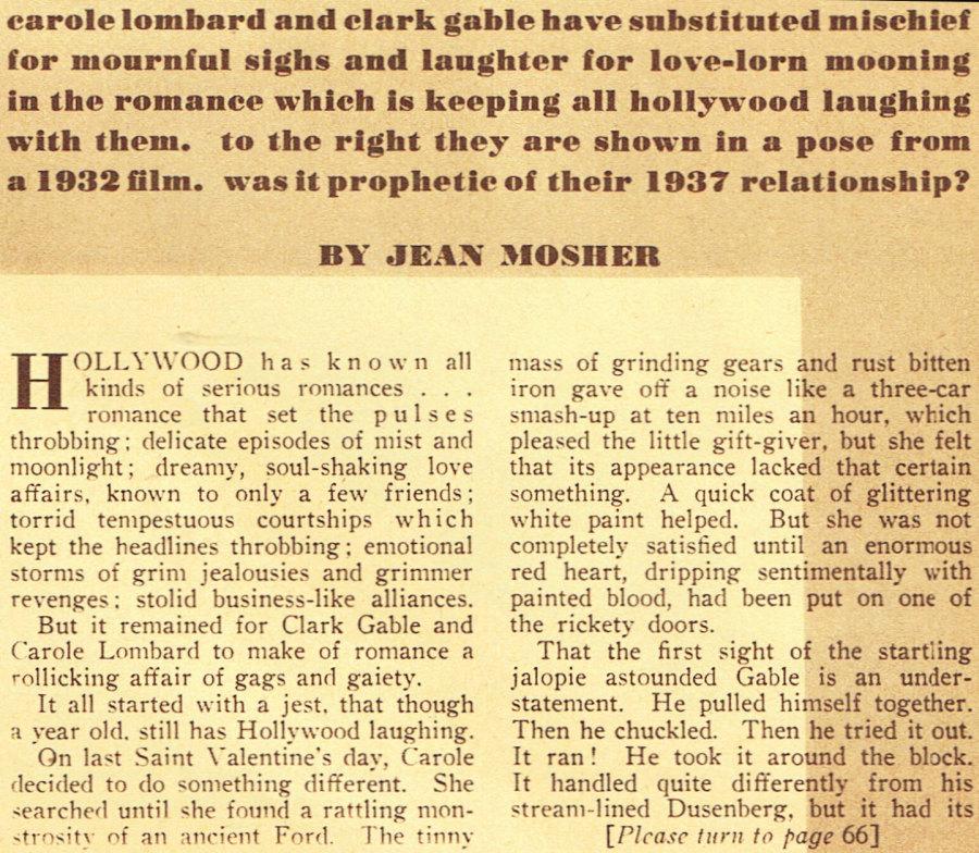 carole lombard screen play march 1937aa