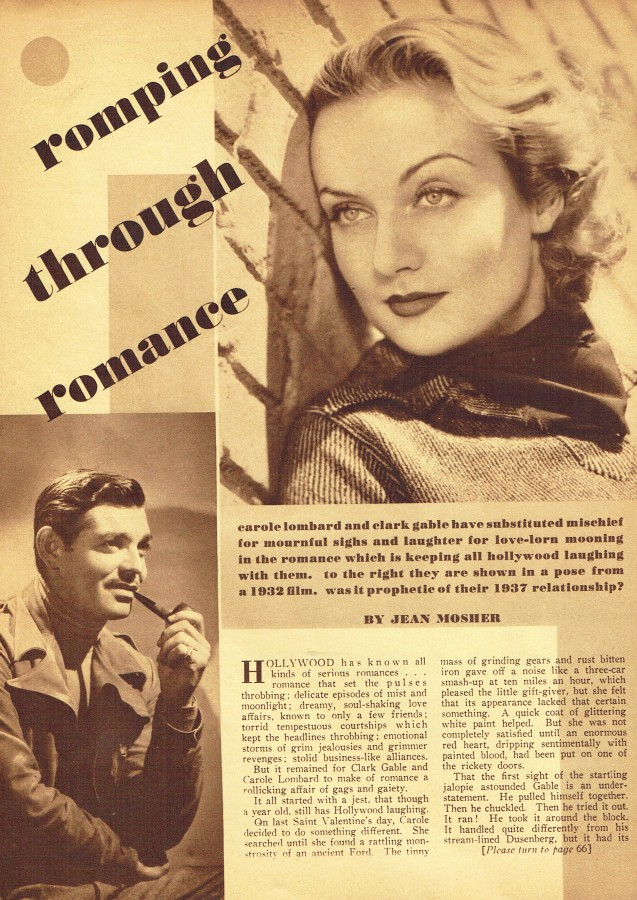 carole lombard screen play march 1937a