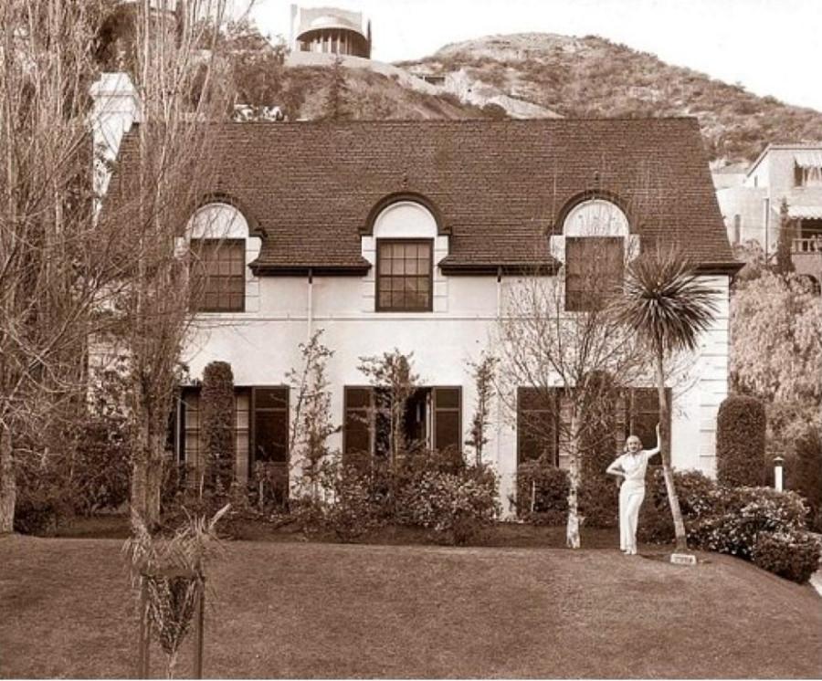 carole lombard hollywood boulevard home 38b