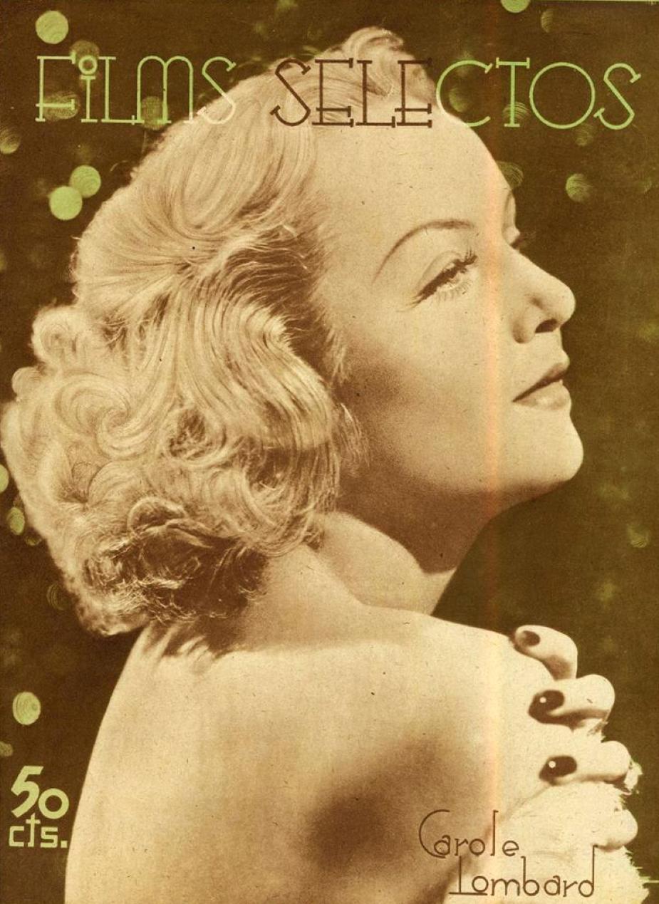 carole lombard films selectos 1937 large