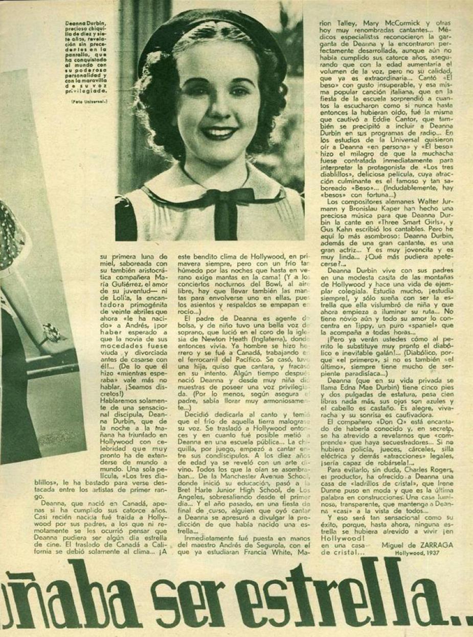 films selectos 1937ca