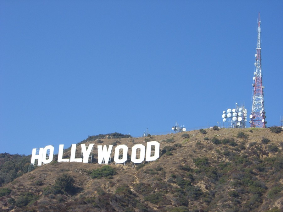 hollywood sign 007