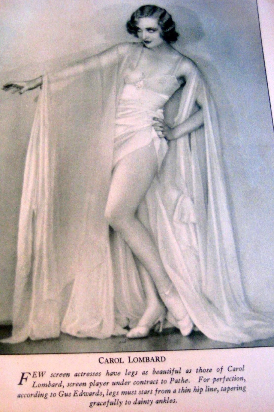 Carole lombard nude Nude Photos 41
