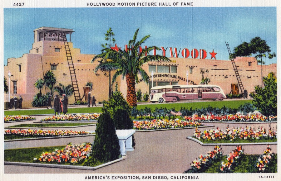 san diego 1935 hollywood hall of fame 01b