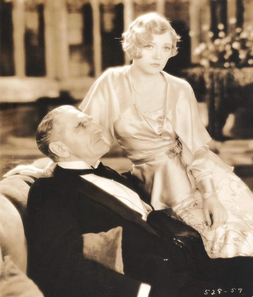 marion davies the bachelor father c. aubrey smith 00a
