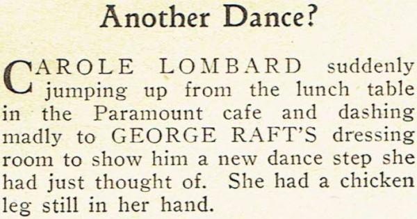 carole lombard screen play february 1935fb