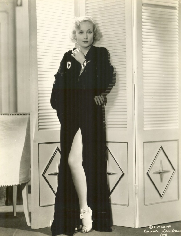 carole lombard lady by choice 17c front