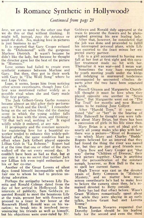 carole lombard screenland june 1931gb