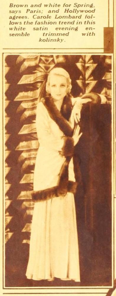 carole lombard screenland may 1931ab