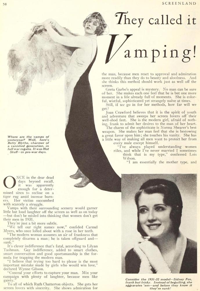 carole lombard screenland november 1931aa