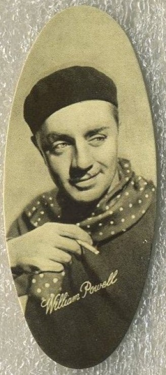 carreras 1934 william powell front