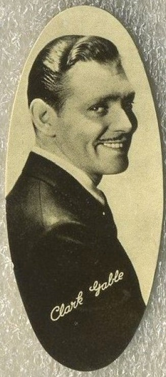 carreras 1934 clark gable front