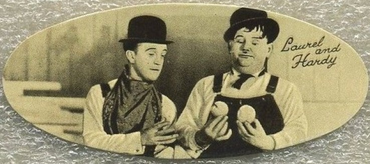 carreras 1934 laurel and hardy front