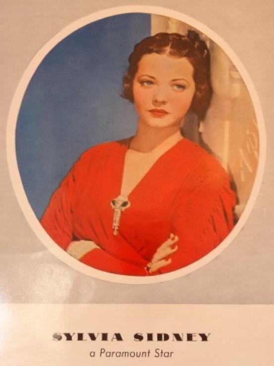 kodachrome 1934a sylvia sidney