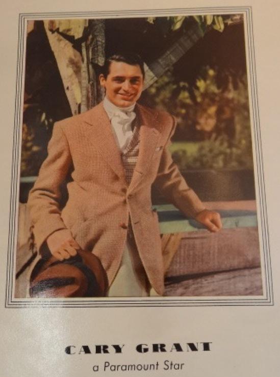 kodachrome 1934a cary grant