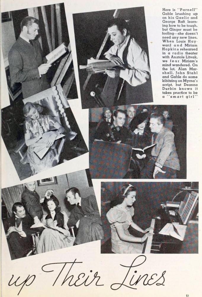 carole lombard photoplay april 1937ba