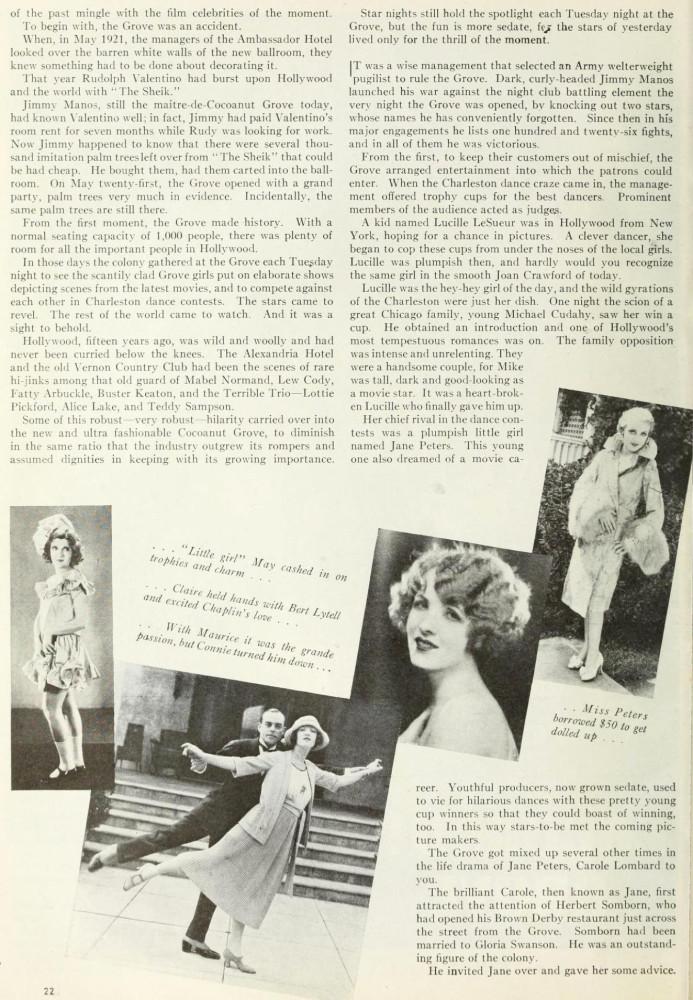 carole lombard photoplay april 1937da