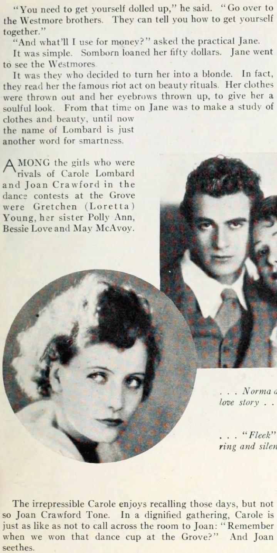 carole lombard photoplay april 1937eb