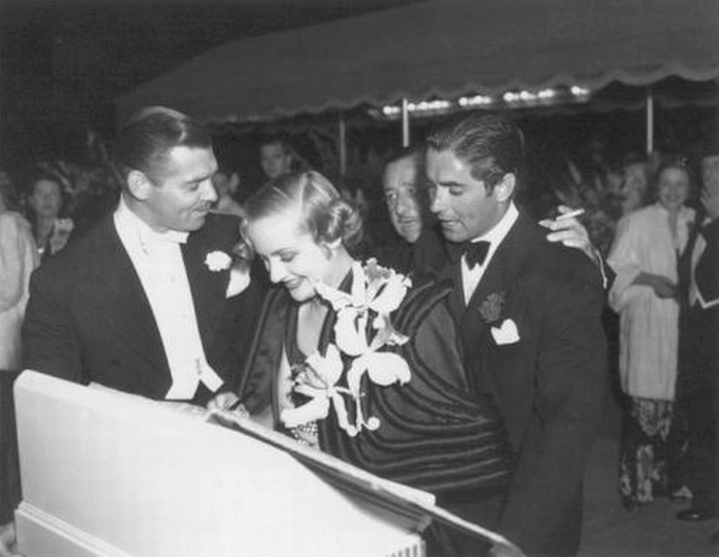 carole lombard clark gable tyrone power large
