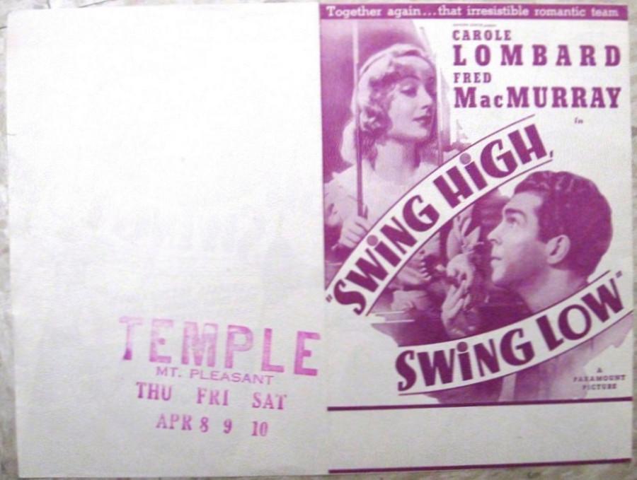 carole lombard swing high, swing low herald 01