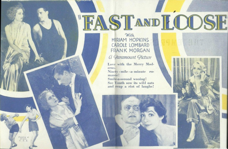 carole lombard fast and loose herald 01a