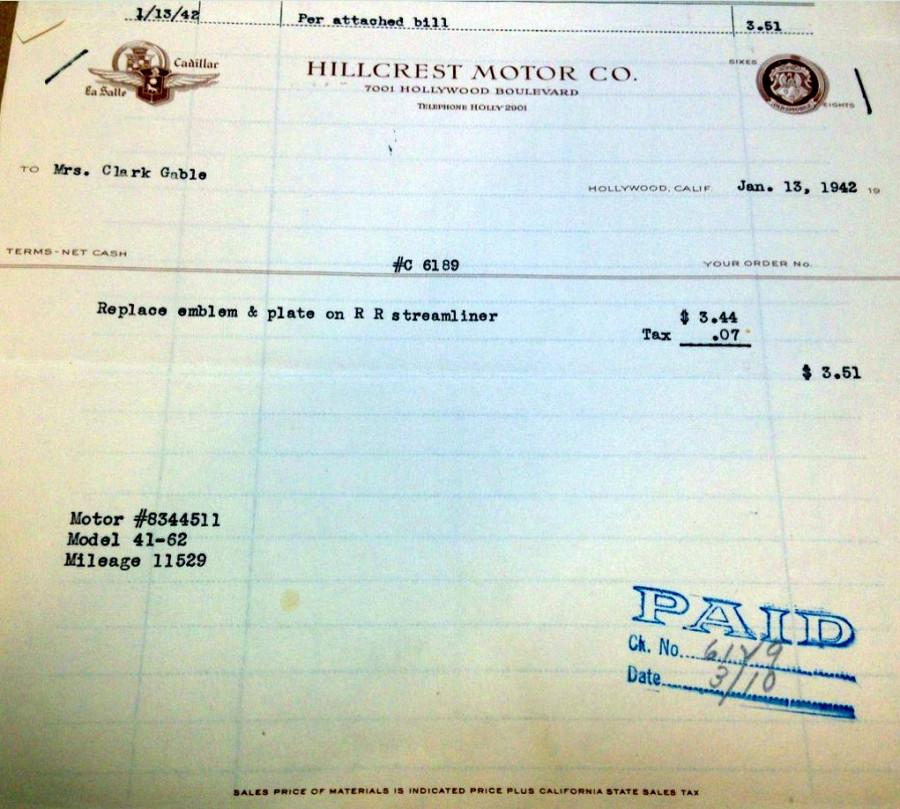 carole lombard clark gable 1942 estate document 02