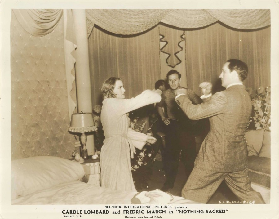 carole lombard nothing sacred 70a front