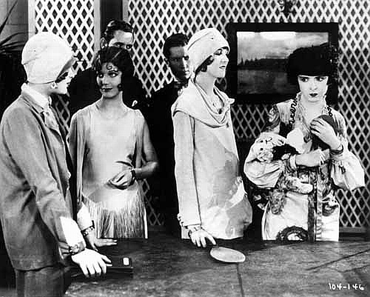 colleen moore her wild oat 03a loretta young