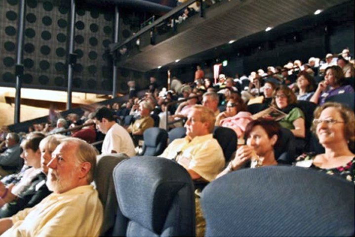 cinecon 50a audience