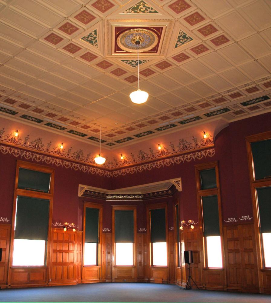 fort wayne history center shields room 00