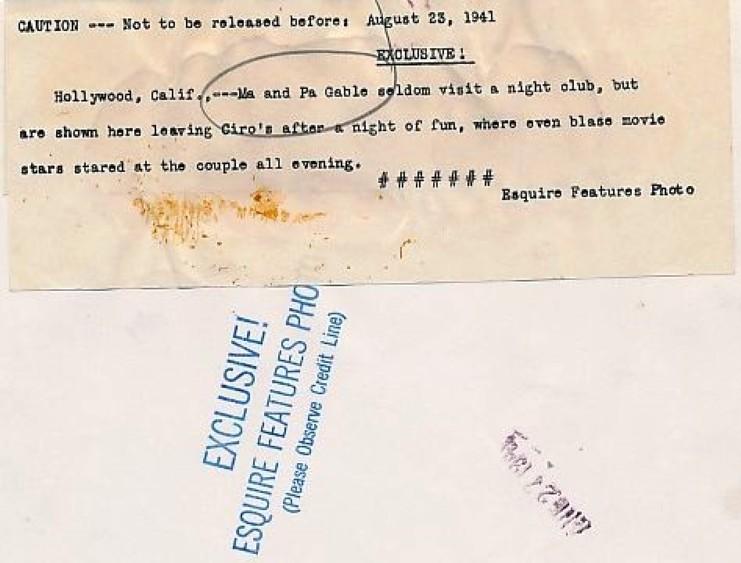 carole lombard clark gable 1941a ciro's back