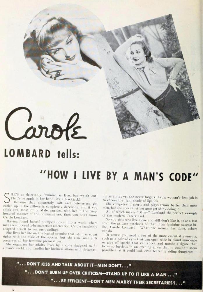 carole lombard photoplay june 1937aa