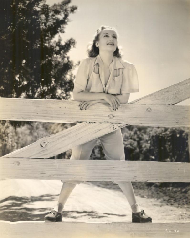 carole lombard fred hendrickson 1939 rko front large