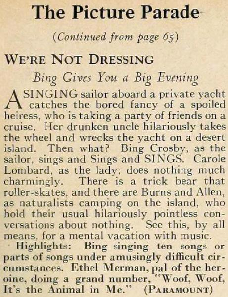 carole lombard motion picture july 1934ka