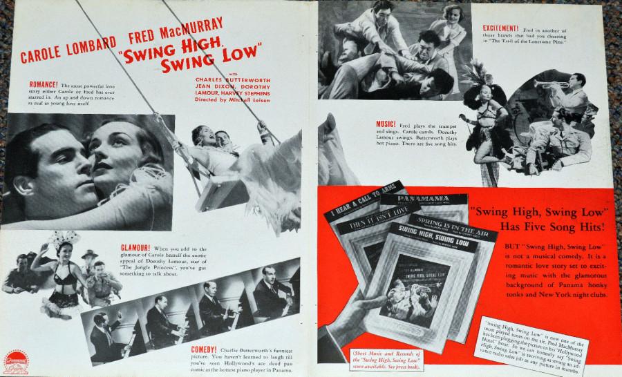carole lombard swing high, swing low trade ad 00b
