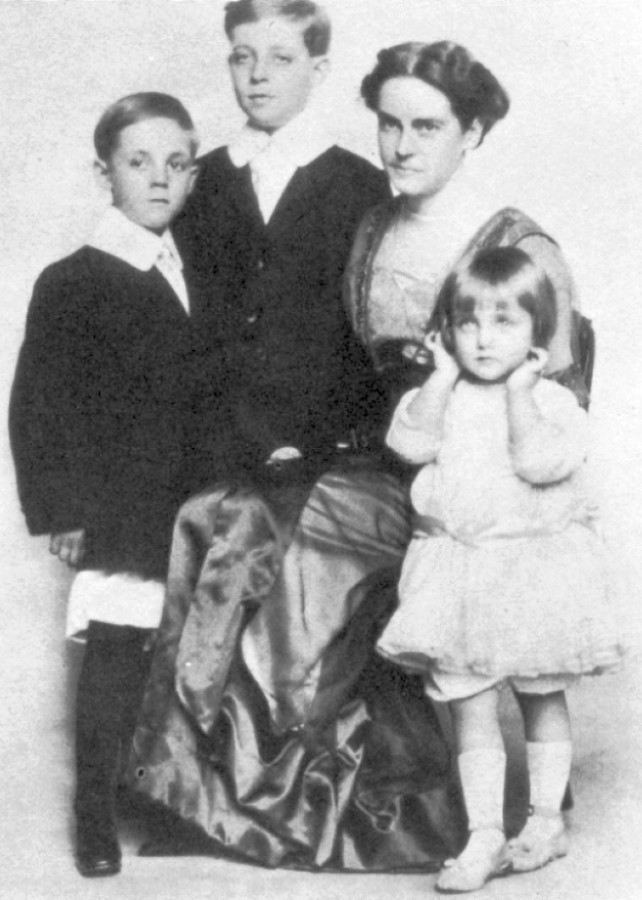 carole lombard as child with peters family 00d