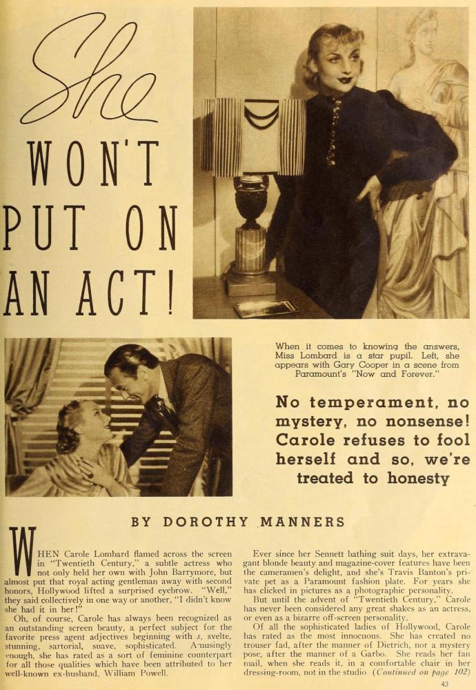 carole lombard modern screen october 1934aa