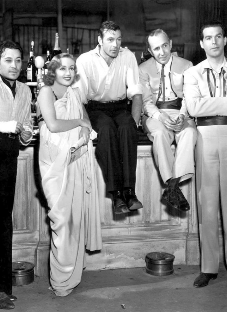 carole lombard george raft gary cooper charles butterworth fred macmurray 1937b souls at sea