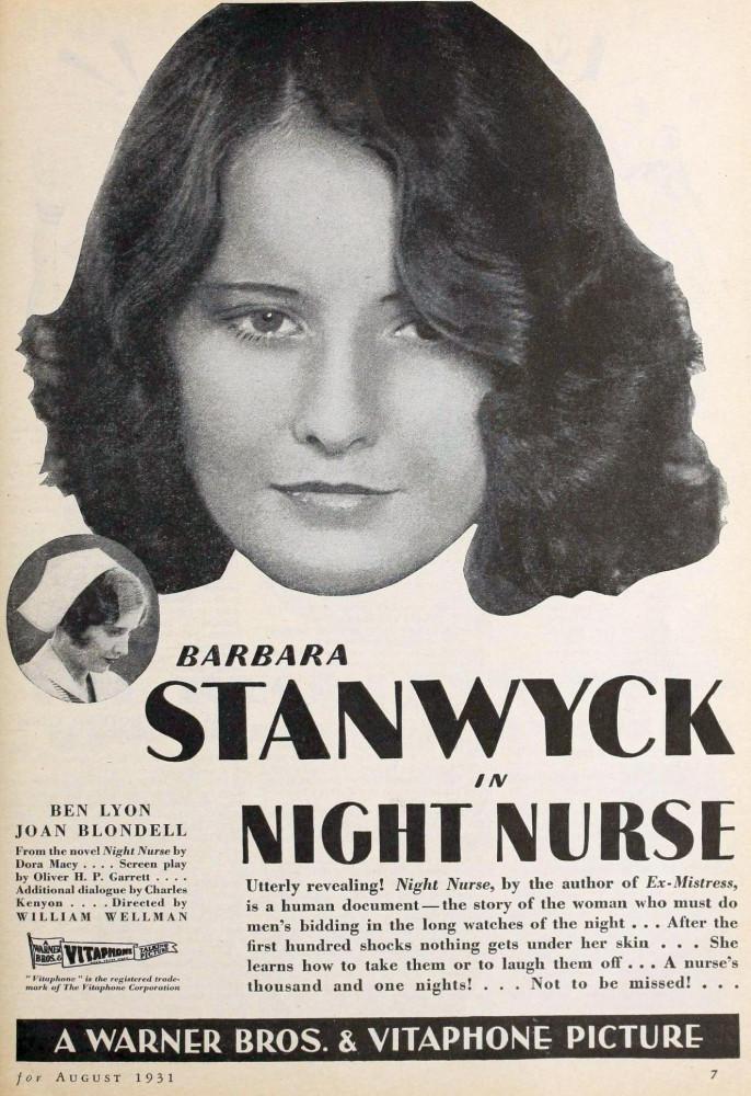 silver screen august 1931da