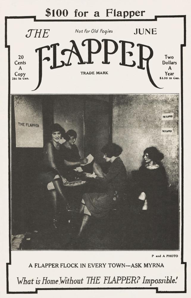 the flapper june 1922