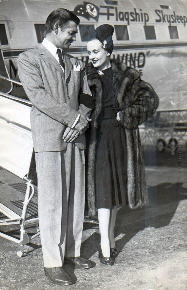 carole lombard clark gable nov 1940b burbank
