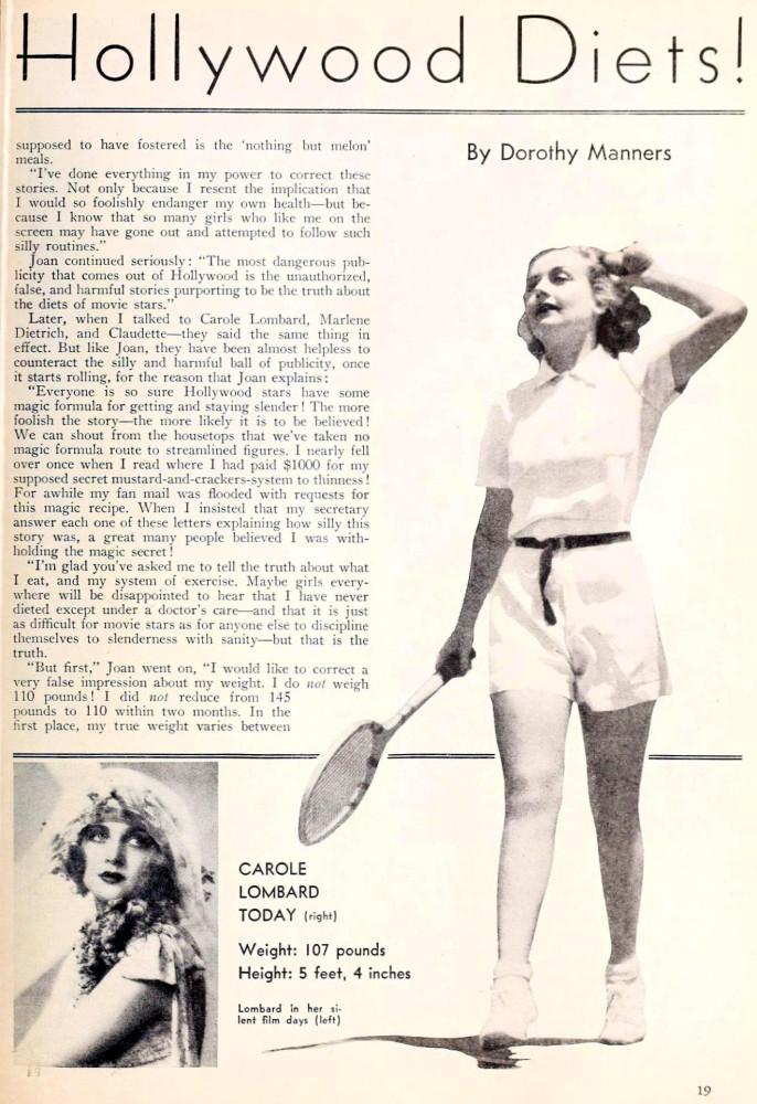 carole lombard screenland september 1937ba