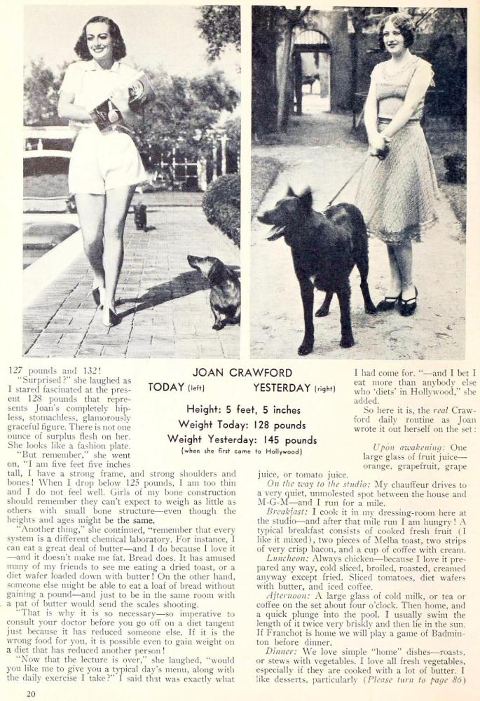 carole lombard screenland september 1937ca