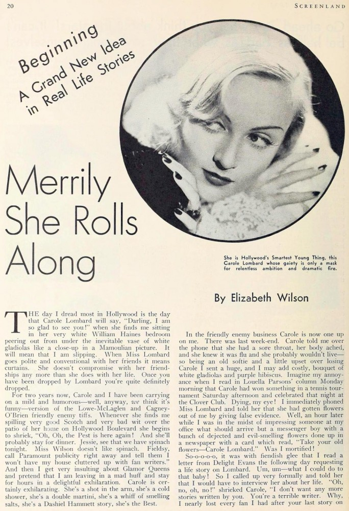 carole lombard screenland october 1935aa