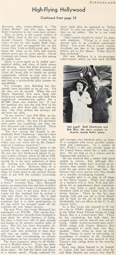 carole lombard screenland october 1935ga