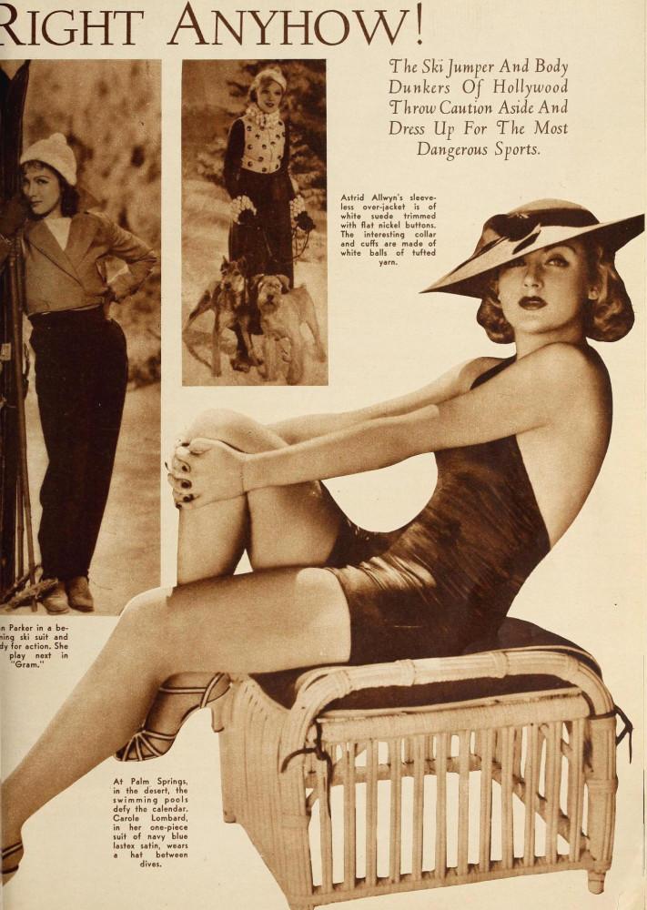 carole lombard silver screen february 1936ia
