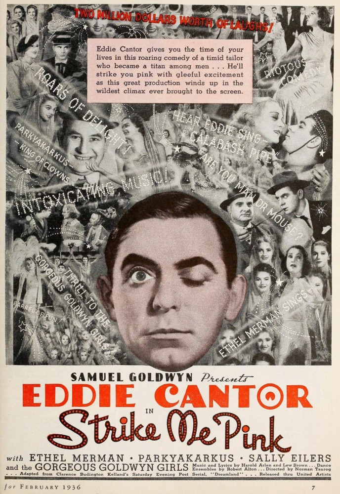 silver screen february 1936ga