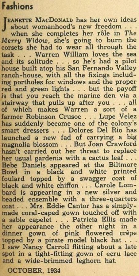 carole lombard hollywood october 1934ea