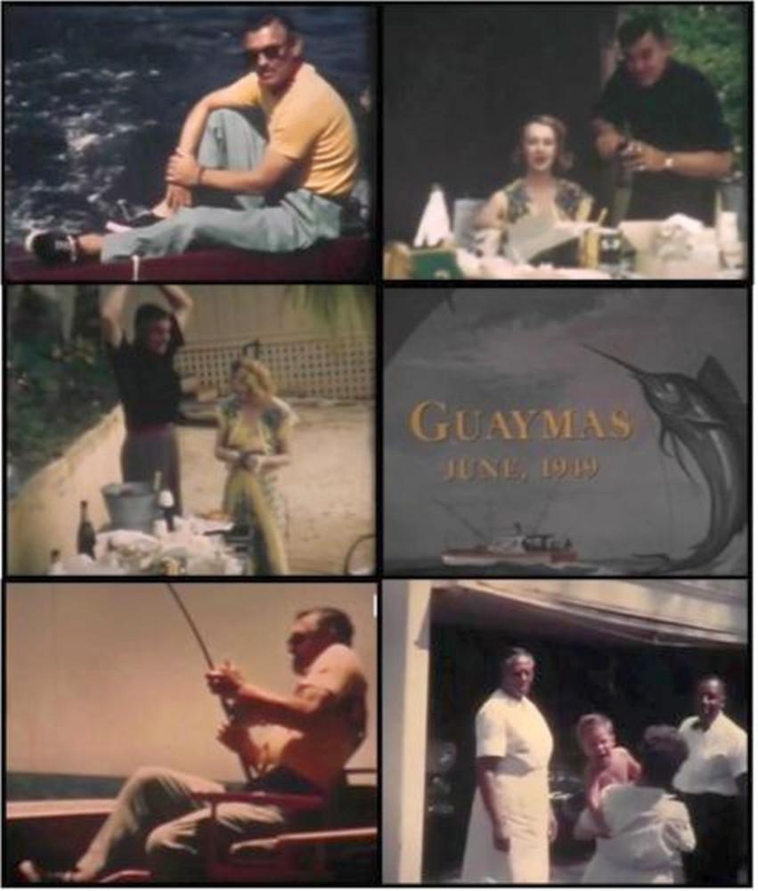 carole lombard clark gable 16mm movies 01b