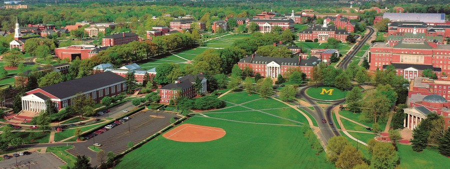 university of maryland campus 00a
